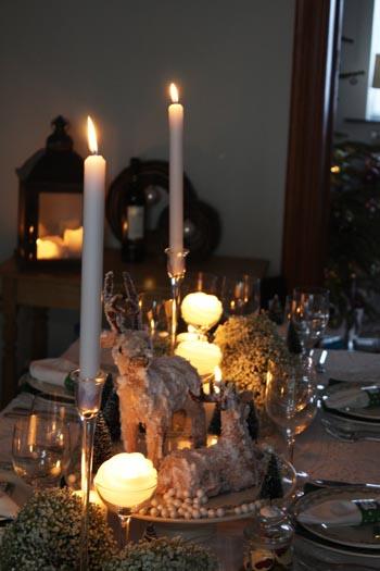 Noel Etoiles - Décoration de table