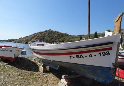 Port Ligiat et la maison de Dali