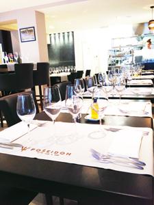 Poséidon restaurant Grec