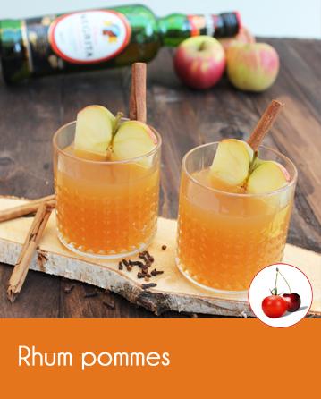 Rhum aux pommes