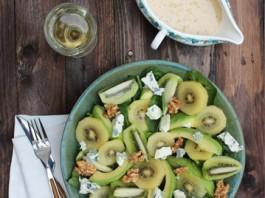 Salade de kiwis vitaminée