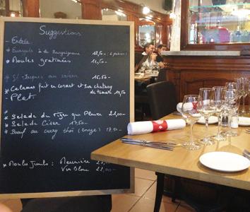 On a testé le  ! Un dîner aux accents belges