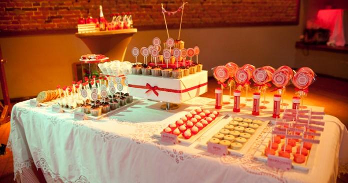 Love 2 Une D 233 Coration De Buffet De Dessert Pour Une
