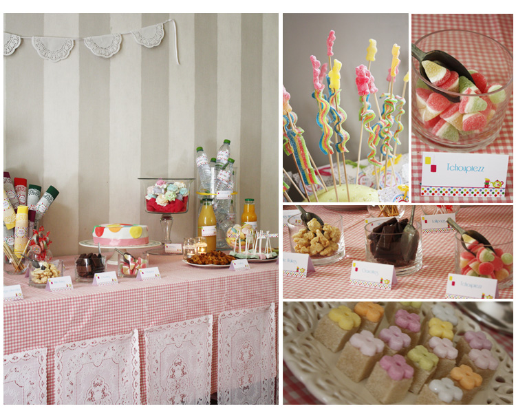 tea time color d coration de buffet. Black Bedroom Furniture Sets. Home Design Ideas