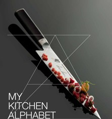 My Kitchen Alphabet de Christophe Hardiquest