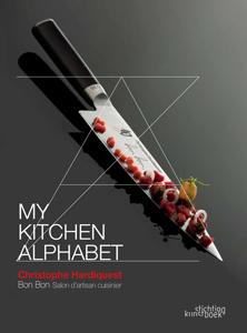 My Kitchen Alphabet de Christophe Hardiquest