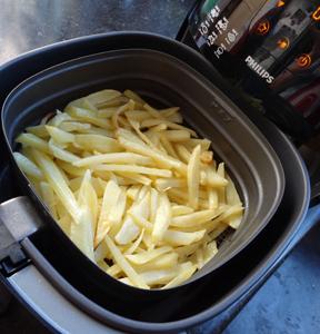 Airfryer de philips la friteuse sans huile - Cuiseur frites sans huile ...