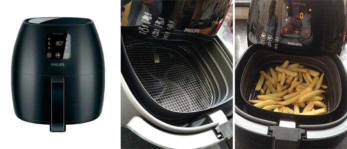 airfryer de philips la friteuse sans huile. Black Bedroom Furniture Sets. Home Design Ideas