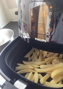 On a testé Airfryer de Philips