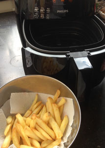 On a testé Airfryer de Philips