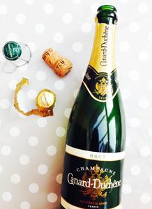 Apéro Champagne et canapés !