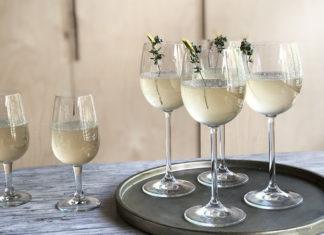 Cocktail jaune passion | Une recette tout en fraicheur