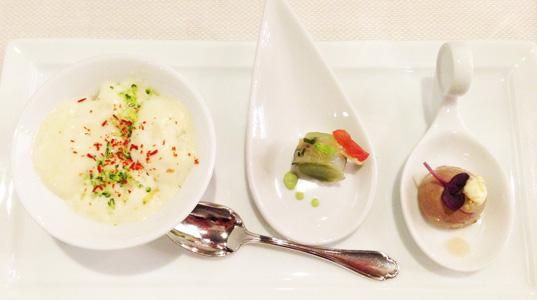Les Grands Crus de Bourgogne: Diner au Comme chez Soi