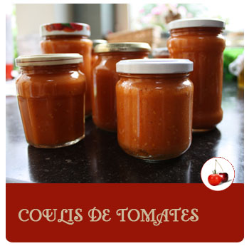 conserve de coulis de tomates la st rilisation l 39 eau bouillante. Black Bedroom Furniture Sets. Home Design Ideas