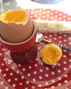 On a testé le cuit œufs Cuisinart