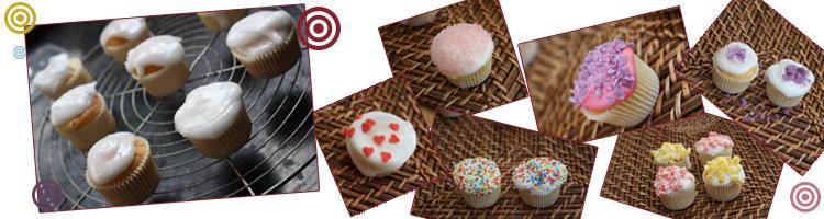 cupcake glacage