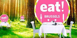 A vos agendas– EAT BRUSSELS sera au bois de la Cambre du 12 au 14 septembre 2014
