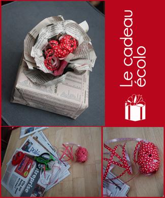 DIY | Idées pour emballer vos cadeaux !