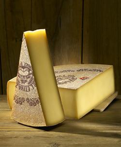 L'Etivaz AOC fromage d'alpage à pâte extra-dure