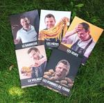 5 livres de cuisine de Jean-Philippe Watteyne