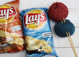 Lay's winter edition 2015