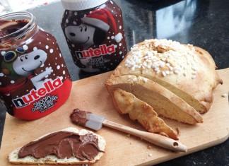 Nutella Snoopy