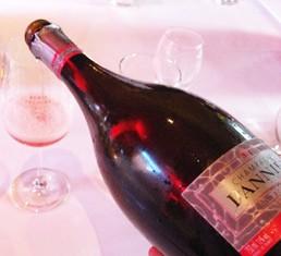 Champagne Rubis Velour Pannier