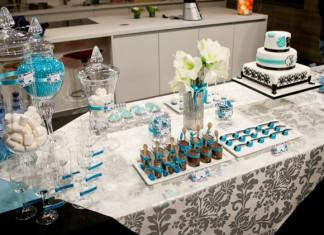 Sweet table : l'art de décorer une fête avec détails et précision