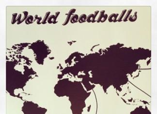 The World Food balls Brunch