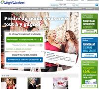 Weight Watchers 2.0 - Site web