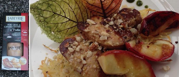 On go te une s lection de produits labeyrie - Cuisiner un foie gras cru ...