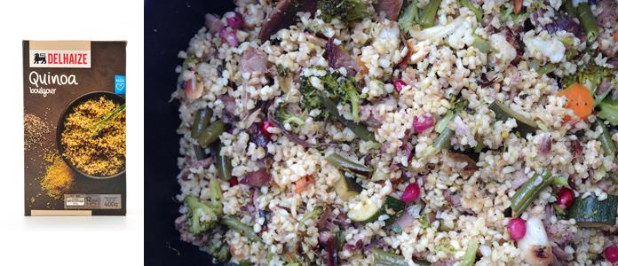 quinoa-delhaize