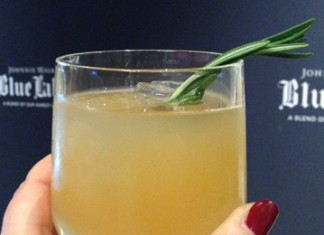 Cocktail Whisky et agrumes | Rosemary Blues