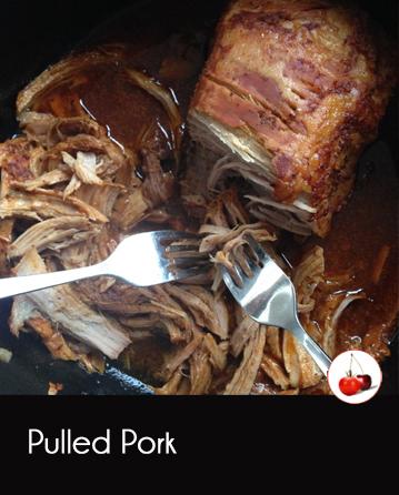 Pulled Pork | Porc effiloché cuit en cocotte