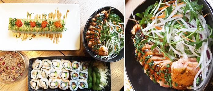 Donburi-sushi-shop