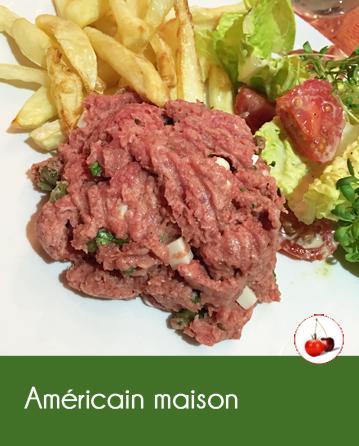 Américain maison, notre recette de tartare de bœuf