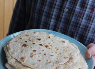 Tortillas maison, c'est tellement bon !
