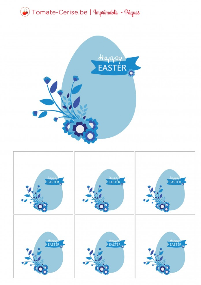 Cliquez sur l'image pour télécharger gratuitement le kit déco Pâque bleu