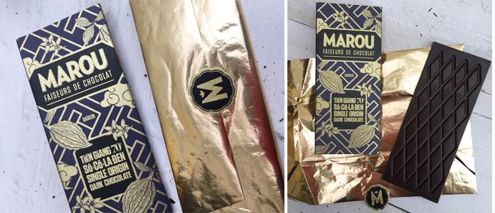 Marou chocolat