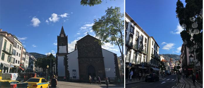 La Cathédrale – La Sé - Madère - Funchal