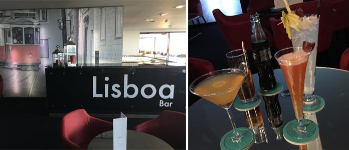 Madère - Lisbonne bar