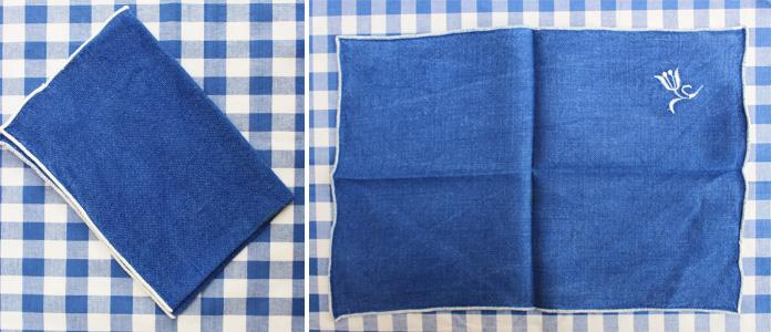 Pliage de serviettes de Pâques   Oreilles de lapin