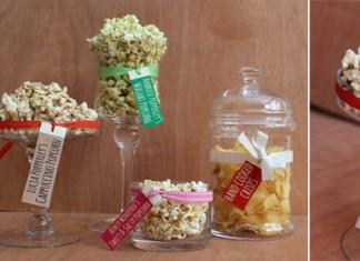 Ten acre, une toute nouvelle gamme de Chips & Popcorn