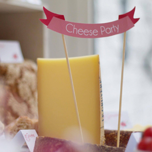 Cheese Party Imprimable gratuitement