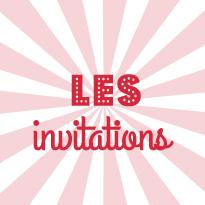 Carton d'invitations