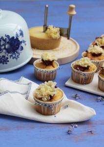 Muffins aux figues et Tête des Moines AOP | Fromages Suisse