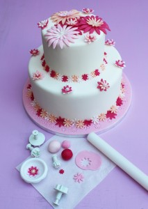 Gâteau Fleuri | Sweet *n fairy