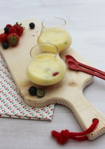Sabayons aux fruits rouges | Magimix