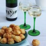 Riesling et Gougères   Vins Pirard