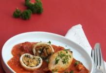 Calamars à l'italienne | Cahier de recettes Printemps Eté 2016